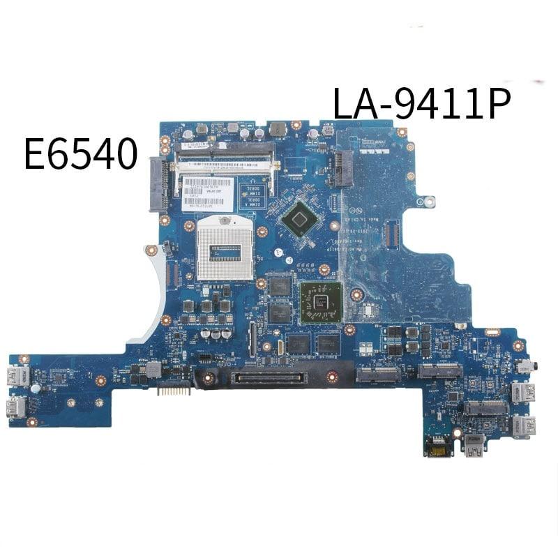Thay Mainboard Laptop Dell Latitude E6540