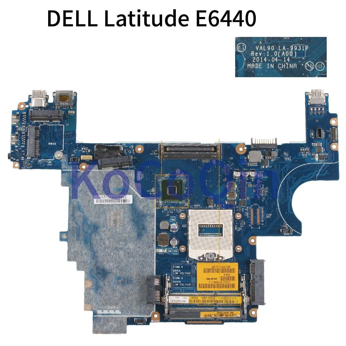 Thay Mainboard Laptop Dell Latitude E6440
