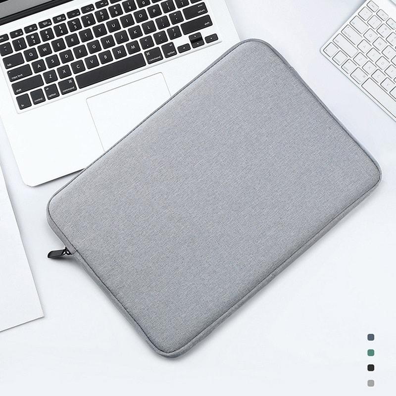 Túi chống sốc Laptop Macbook Air, Macbook Pro, Laptop 13-14 inch BUBM siêu mỏng nhẹ
